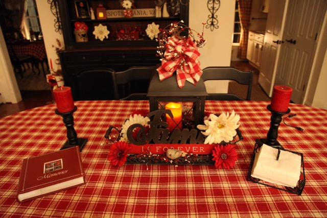 Fabulous Family Reunion Decor And Craft Projects Country Craft Download Free Architecture Designs Photstoregrimeyleaguecom