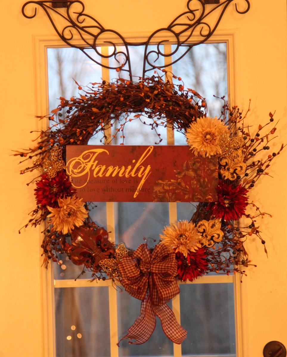 Grapevine Wreath Ideas ⚜️ Country Craft Corner ⚜️