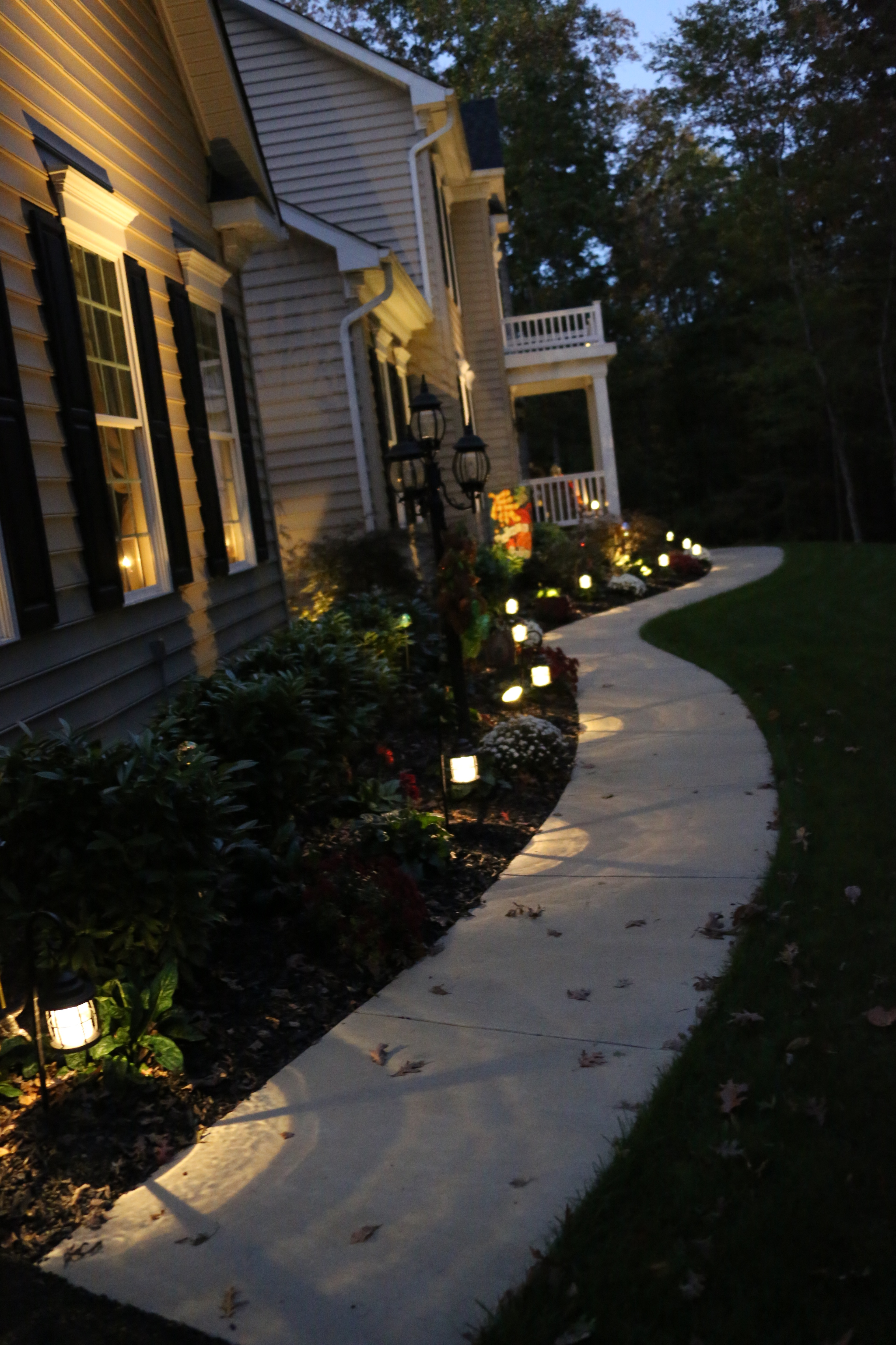 Window Candle Lights – Country Craft Corner