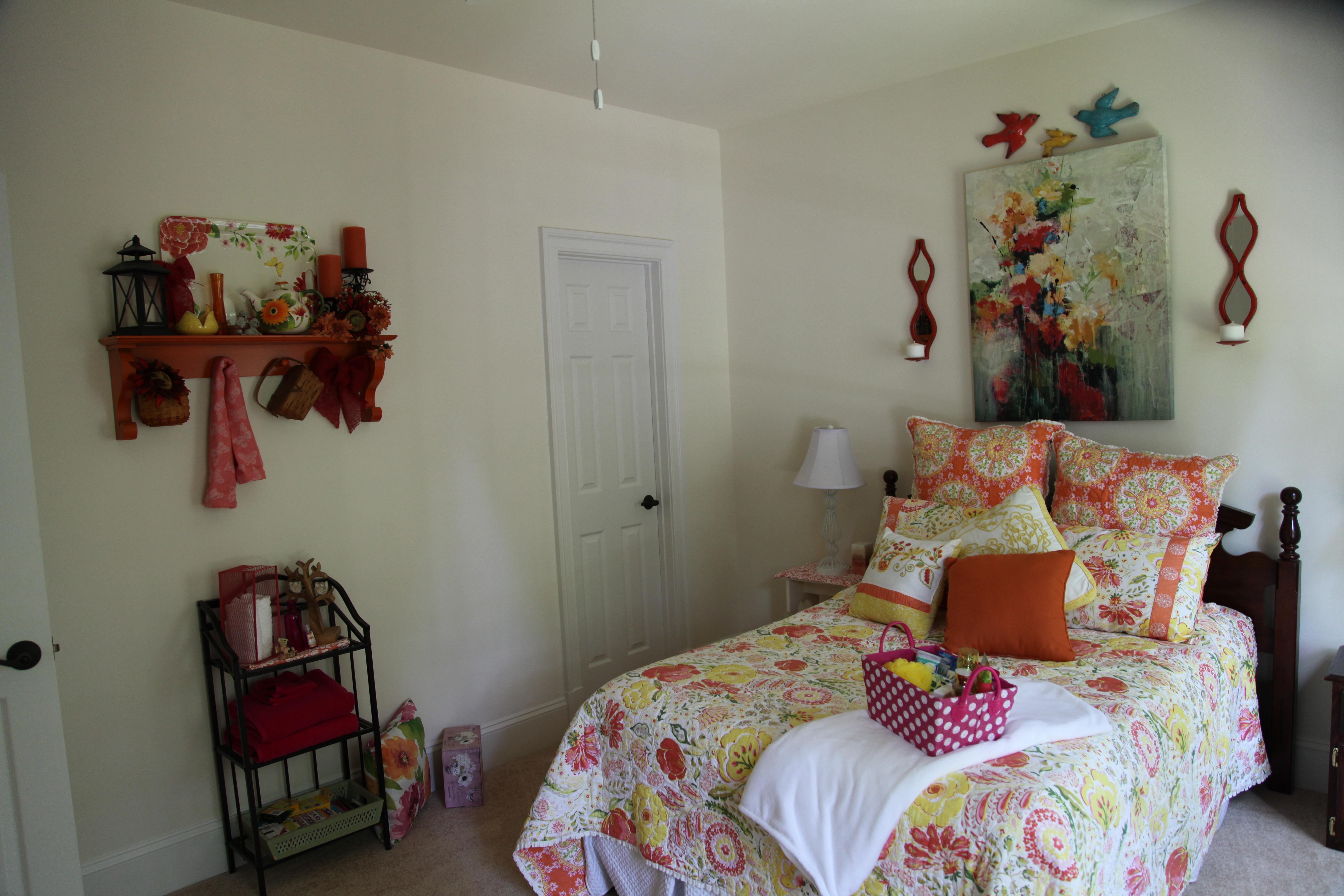 guest bedroom 1 the happy room country craft corner